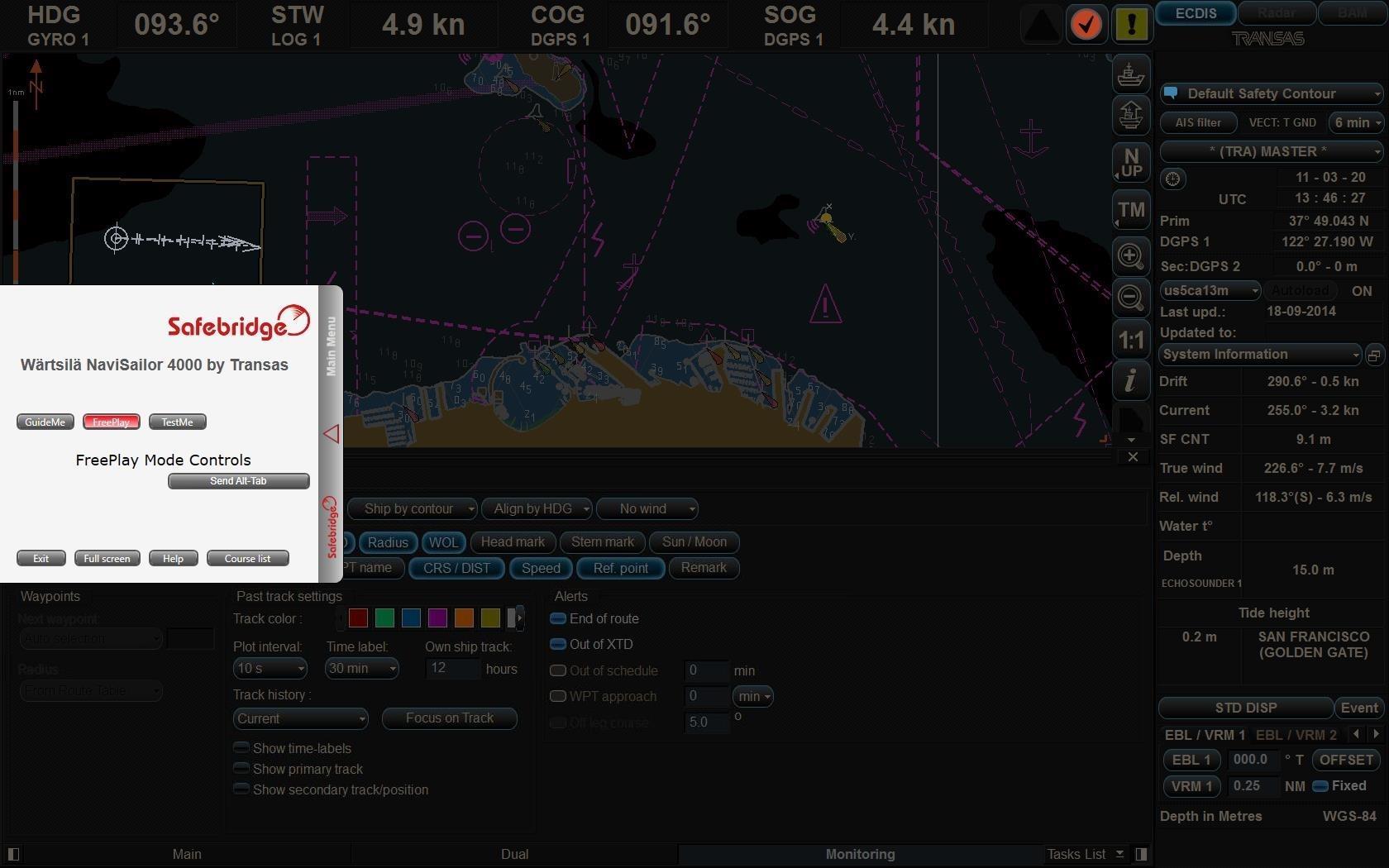 Transas ecdis 4000 training manual transas navi sailor 4000 fandeluxe Gallery